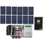 Base Kit 1 Off-Grid 3.7kW Residential Solar Power System