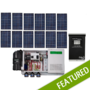 Off-Grid 3.6kW Residential Solar Power System - Base Kit