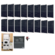 Base Kit 2 Off-Grid 5kW Residential Solar Power System