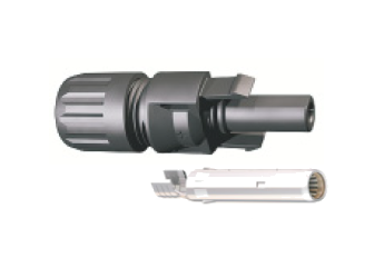 Multi Contact Mc4 Female Cable Coupler For Awg 10 12 Pv