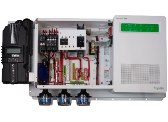 altE Pre-Wired System Schneider SW4024 Inverter with Midnite CL150SL Charge Controller