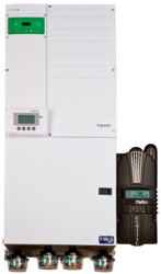Midnite Solar MNXW5548-CL150(2)  Pre-Wired System