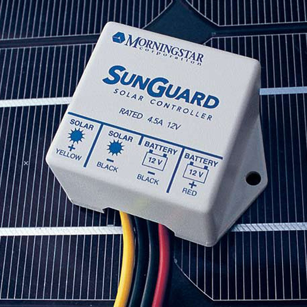 morningstar sg 4 sunguard 45 amp 12 volt solar charge controller from altEstore.com morningstar sg 4 sunguard 4 5 amp 12 volt solar charge controller Basic Electrical Wiring Diagrams at edmiracle.co