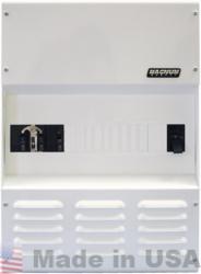 Magnum Panel Single Enclosure Low Power W 250a Dc Breaker