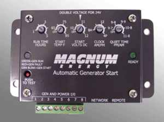 Magnum ME-AGS-S Auto Gen Start Stand-Alone
