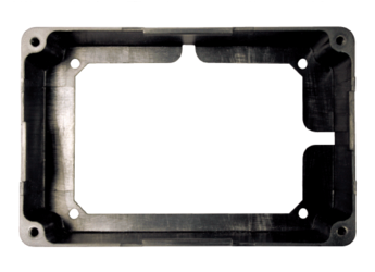 Magnum Mounting Bezel for ME-RC remote