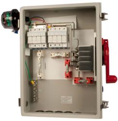 midnite solar mnpv8hv 4x disconnect/combiner box