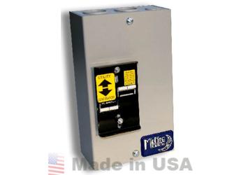 Midnite Solar Manual Transfer Switch 240VAC, 60A, MNTRANSFERSW60