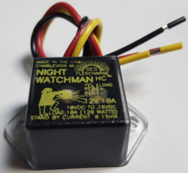 FlexCharge Night Watchman 10A, 12V