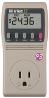Kill A Watt EZ Electricity Cost Usage Meter P4460