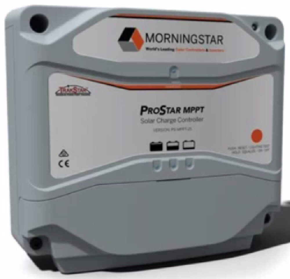 morningstar prostar mppt 40a solar charge controller without display from altEstore.com morningstar prostar mppt 40a solar charge controller w o display  at crackthecode.co