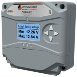 Morningstar ProStar MPPT 25A Solar Charge Controller with Display