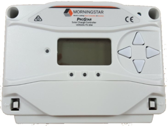 Morningstar ProStar PS-30M 30A, Charge Controller with Display GEN 3