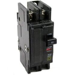 Square D QOU260 60 Amp 2-Pole Circuit Breaker | altE