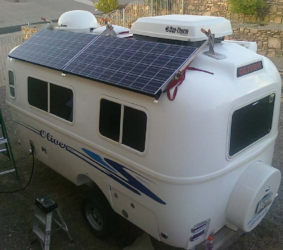 RV Solar Panel 300 Watt Kit