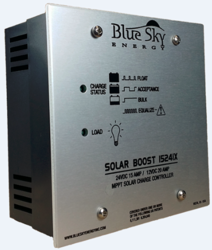 Solar Boost 1524iX MPPT Solar Charge Controller, 20A@12V or 15A@24V