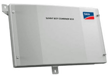 SMA SBCBTL6-10 6 Circuit Combiner Box for TL Inverters (No Fuses)