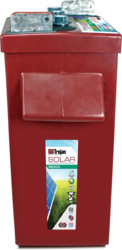 Trojan SIND 06 610 (IND9-6V) Solar Industrial Line-Deep-Cycle Flooded Battery