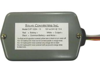Recon gurable solar converter for photovoltaic battery