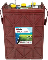 Trojan SPRE 06 415 (L-16-RE-B) Solar Premium Line Flooded Battery