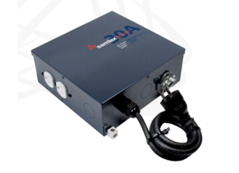 STS-30 Transfer Switch with Inverter Quick Connect, 30A