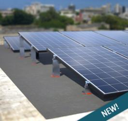 Ecofasten Solar Simplerack Sr X Mounts Alte