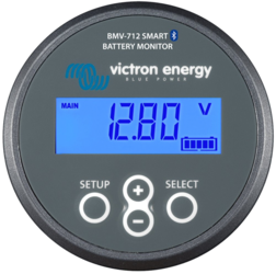 Victron Energy Smart Battery Monitor BMV-712