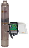 SunRotor SR-6 Submersible Pump with M100T Controller