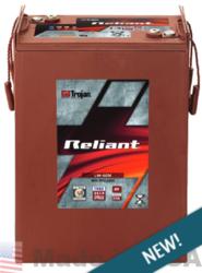 Trojan Reliant L16-AGM 6V, 370 AH AGM Sealed Battery