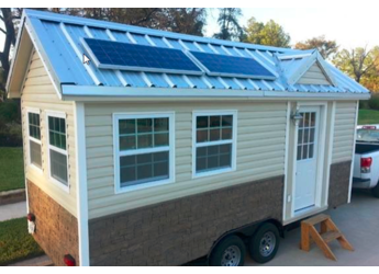 Tiny House 600W Off Grid Solar Power System - Small Base Kit