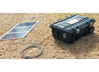 altE PSG90-50-350 Portable Solar Powered Generator