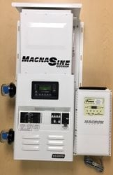 altE Pre-Wired System Magnum MSPAE-4448 Inverter with Magnum PT100
