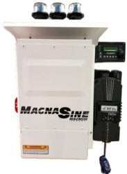 altE Pre-Wired System Magnum MSPAE-4024 Inverter with Midnite CL150