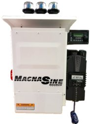 altE Pre-Wired System Magnum MSPAE-4024 Inverter with Midnite CL200 Charge Controller