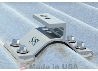 S 5 Corrubracket Mounts For Corrugated Metal Roofing Alte