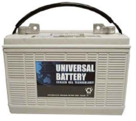 UB30H 12V 98Ah Sealed Gel Cell Deep Cycle Battery