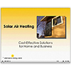 Educational Video: Solar Air Heating Basics