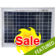 altE 10 Watt 12V Poly Solar Panel