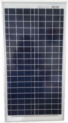 altE 30 Watt 12V Poly Solar Panel