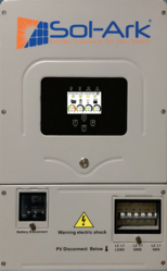 Sol-Ark 12K Hybrid Inverter Pre-Wired System
