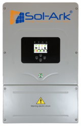 Sol-Ark 8K Hybrid Inverter Pre-Wired System