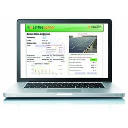 SolrenView Monitoring Service for 31-100kW Systems, 5 Years