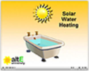 Educational Video: Solar Water Heating Basics