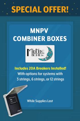 Midnite Combiner Boxes