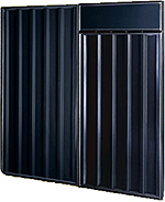 Your Solar Home 1500G Glazed Solar Air Heater 2-Pack Kit
