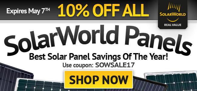 Solarworld Solar Panels Sale Alte