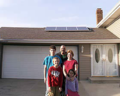 Safe With Solar: Brent Cash Chooses Renewable Energy to Secure His Family